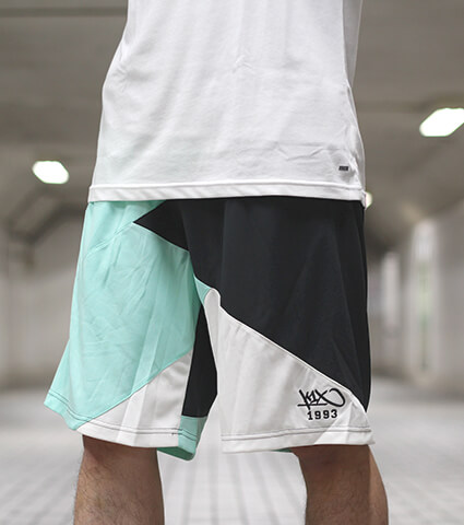 K1X Zagamuffin Shorts アイスグリーン