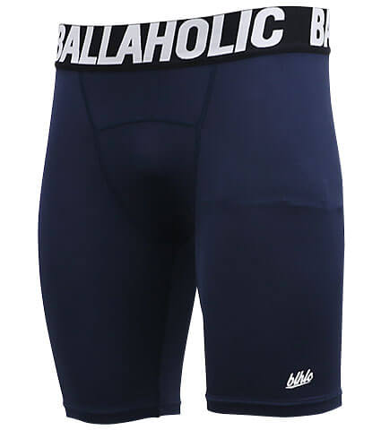 Ballaholic Compression Short Tights 紺