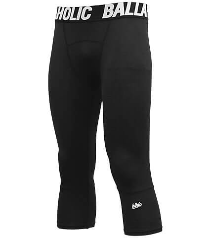 Ballaholic Compression 3/4 Tights 黒