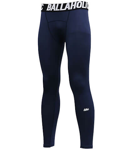 Ballaholic Compression Long Tights 紺