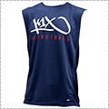 K1X Core Tag Basketball Sleeveless ネイビー