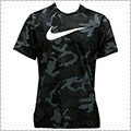 NIKE BRTHE Elite Men's S/S Print Top 黒/白