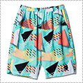 AKTR Summer Wave Shorts ブルー