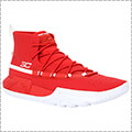 UNDER ARMOUR Curry 3ZER0 II 赤/白/白