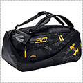 UNDER ARMOUR SC30 Contain 4.0 Backpack Duffle スティール/ブラック/タクシー