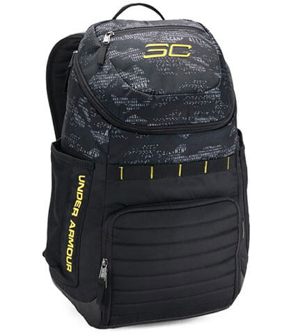 UNDER ARMOUR SC30 Undeniable Backpack スティール/黒/タクシー