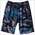 AKTR Raincamo18 Shorts D-BLUE