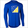 UNDER ARMOUR Tech Top of the Key L/S ロイヤル