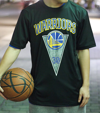 UNK NBA S/S Player Tee カリー/ウォーリアーズ