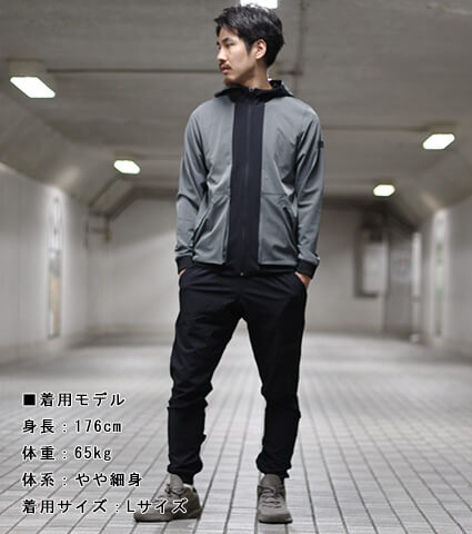 UNDER ARMOUR SC30 Woven Jacket 黒/黒/黒