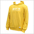 AKTR Basic Logo Sweat Pullover Parka 黄