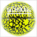 TACHIKARA Yellow Elephant Basketball エレファントパターン/7号球
