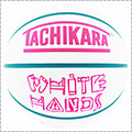 "TACHIKARA White Hands ""Miami Vibes"" 白/ピンク/青/7号球"