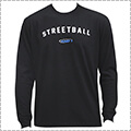 AND1 Streetball L/S 黒
