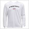 AND1 Streetball L/S 白