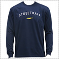 AND1 Streetball L/S 紺