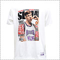 Mitchell&Ness SLAM Cover Tee J.Williarms 白