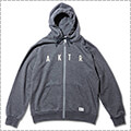 AKTR Authentic Sweat Zip Parka 2018 グレー