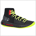 UNDER ARMOUR Hovr Havoc 黒/黒/黒