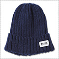 AKTR Basic Knit Cap 2018 紺