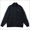 AKTR Concrete Track Suits Jacket 黒