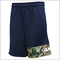 AND1 LT Camo Short 紺