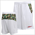 AND1 Camo BK Short 白