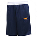 AND1 HK Logo Short 紺/白