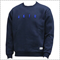 AKTR Heavy Crewneck Sweat 紺