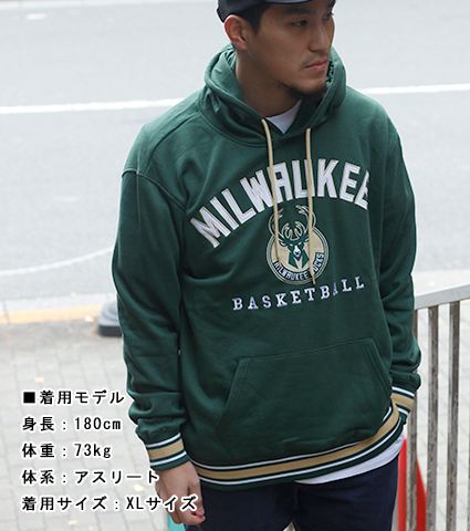 UNK MVP Pullover Hoodie セブンティシクサーズ