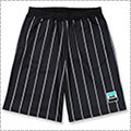 Arch Trad Stripe Shorts 黒