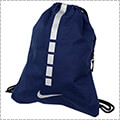 NIKE Hoops Elite Gymsack 紺/銀