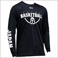 UNDER ARMOUR UA JAPAN BK LS Tee 黒