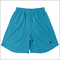 Ballaholic Basic Zip Shorts 2019 ターコイズブルー/黒