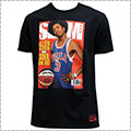 Mitchell&Ness SLAM Cover Tee A.Iverson 黒