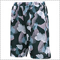 AKTR Bleeding Camo Shorts 黒