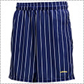 Ballaholic LOGO STRIPE Zip Shorts 紺/白