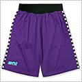 Arch Team Arch Checker Shorts パープル