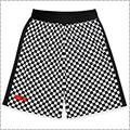 Arch Team Arch Checker Shorts 黒/白