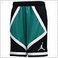 Jordan Taped Shorts 黒/グリーン
