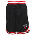 NBA Supreme Shorts ブルズ/黒