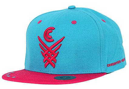 CROSSOVER CULTURE X Over Snapback マイアミ