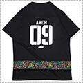 Arch Bloom 09 Tee 黒