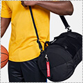 UNDER ARMOUR UA SC30 Duffel bag 黒