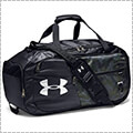 UNDER ARMOUR UA Undeniable Duffel 4.0 MD デザートサンド/黒/黒