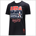 Mitchell&Ness 1992 USA Basketball S/S Team USA 黒