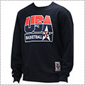 Mitchell&Ness 92 USA Basketball Crew Team USA 黒