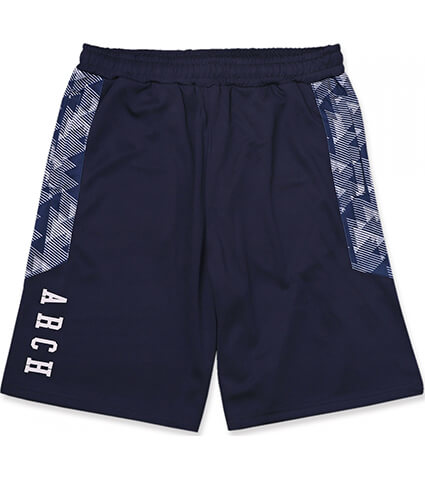 Arch Triangle Native Shorts 紺