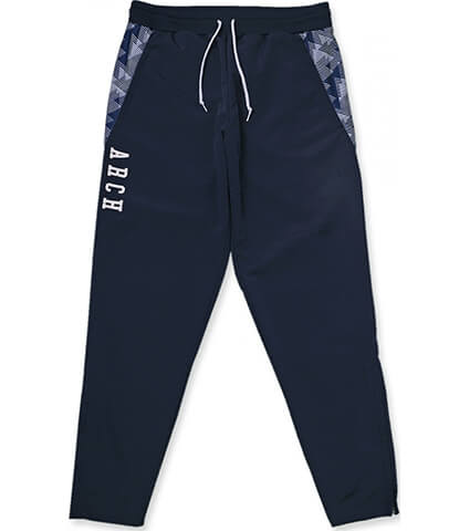 Arch Triangle Native Warmup Pants 紺