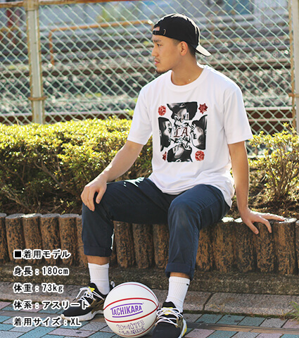 Ballist One City Two Teams Tee 白
